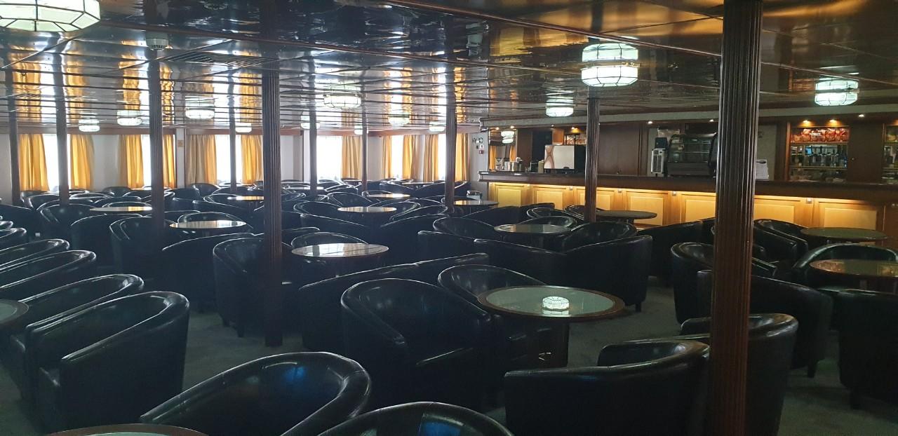 F/B Olympus Seating Lounge