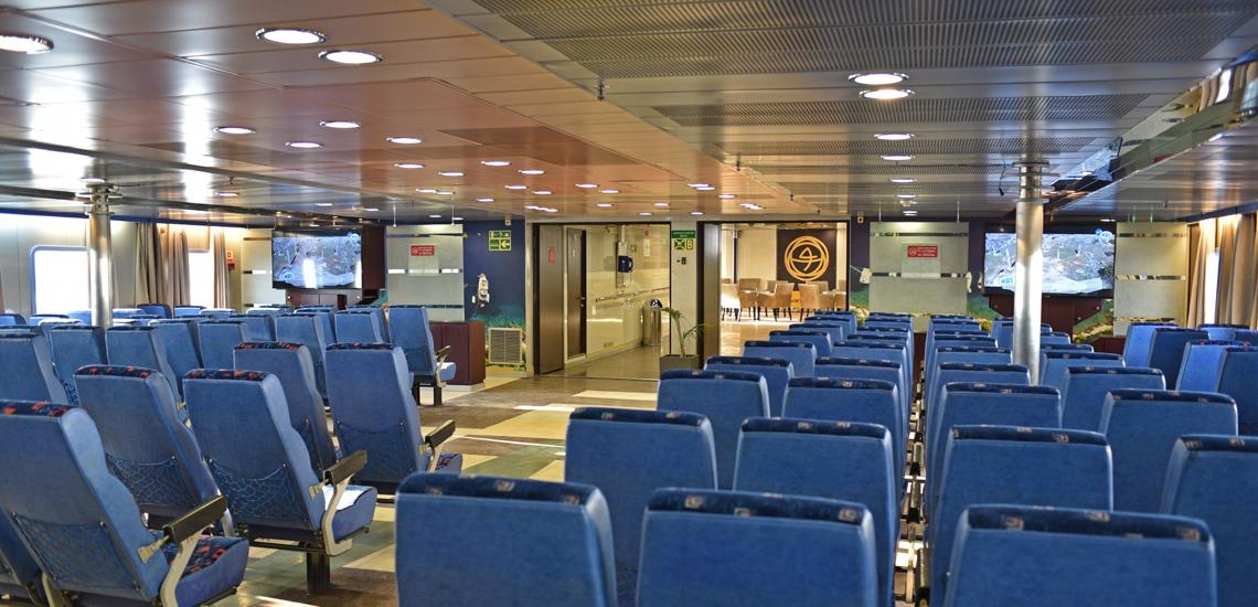 F/B Kefalonia Air Type Seats