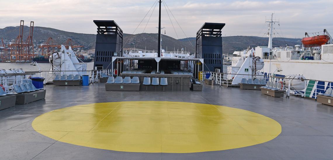 F/B Kefalonia Open Deck
