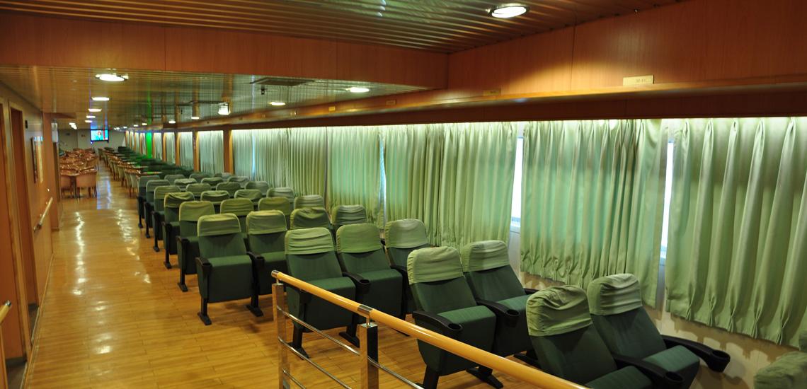 F/B Mare di Levante Air Type Seats