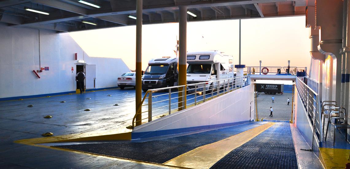 F/B Mare di Levante Garage