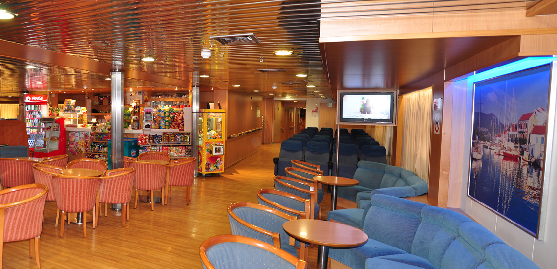 F/B Mare di Levante Saloon - Shop