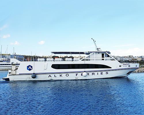 F/B Sebeco II -Alko Ferries