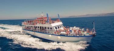 F/B Christina -Ionian Seaways