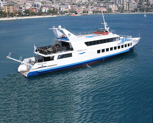 Passenger Ship Ionian Sun -Ionian Seaways