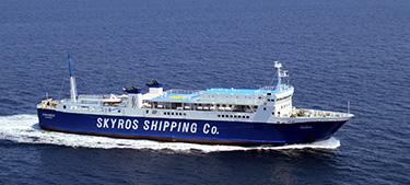 F/B Achilleas -Skyros Shipping