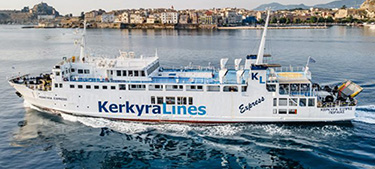 F/B Kerkyra Express -Kerkyra Lines