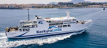 F/B Agia Theodora -Kerkyra Lines