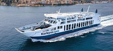 F/B Alkinoos -Kerkyra Lines