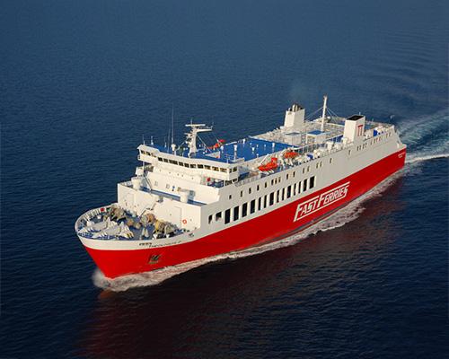 F/B Theologos P -Cyclades Fast Ferries