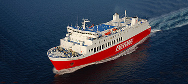 F/B Theologos P -Cyclades Fast Ferries