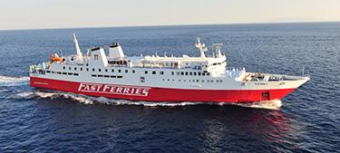 F/B Ekaterini P -Cyclades Fast Ferries