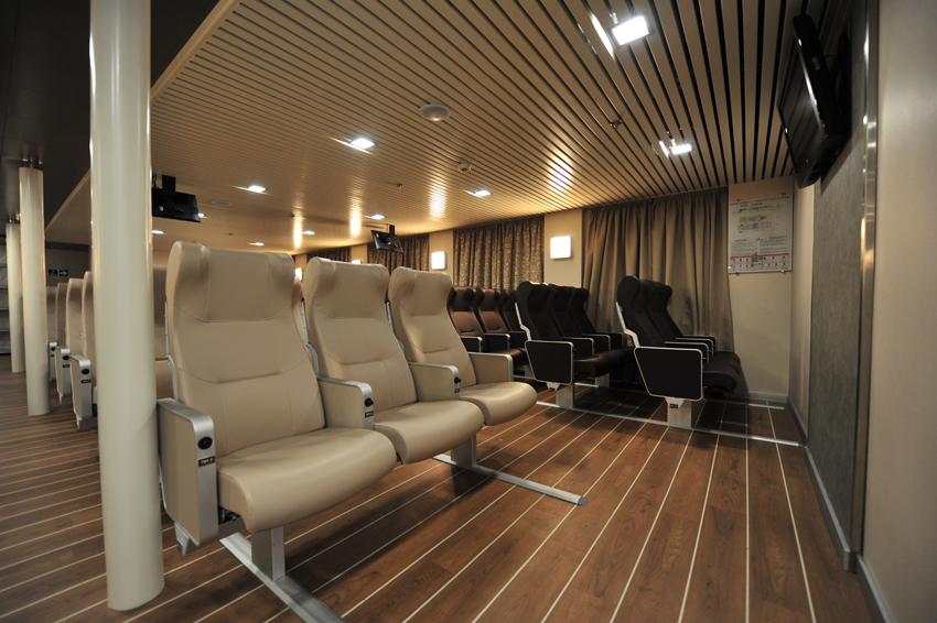 F/B Theologos P Air Plane Type Seats