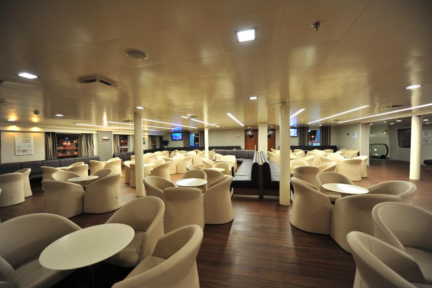 F/B Ekaterini P Lounge