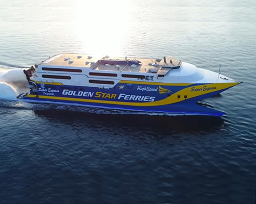 HSC Super Express -Golden Star Ferries
