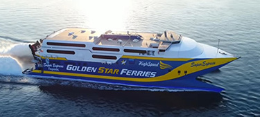 HSC Super Express -Golden Star Ferries