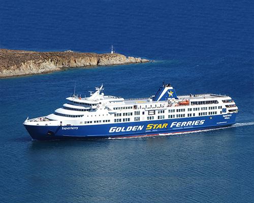 F/B Superferry -Golden Star Ferries