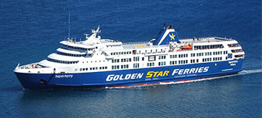 F/B Superferry -Golden Star Ferries