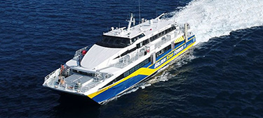 HSC Super Cat -Golden Star Ferries