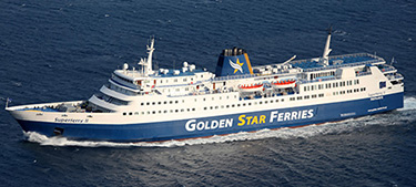 F/B Superferry II -Golden Star Ferries