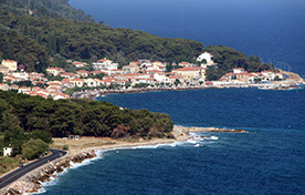 Agios Konstantinos - Glyfa - Skiathos - Skopelos - Mantoudi - Alonissos - Anes Ferries