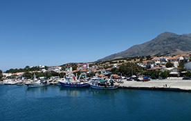 Alessandropoli - Samotracia - Limnos - F/B Adamantios Korais -Zante Ferries