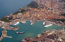 Ancona - Korfu - Igoumenitsa - Patras - Anek-Superfast