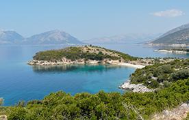 Astakos - Ithaca (Pisaetos) - F/B Ionion Pelagos -Ionion Pelagos