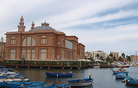 Bari - Corfù - Igoumenitsa - Patrasso - Superfast Ferries