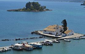 Bari - Corfu - Igoumenitsa - Sami - Ventouris Ferries