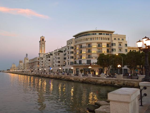 Bari to Greece (Corfu, Igoumenitsa, Patras)