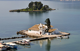 Otranto - Corfu  - Liberty Lines