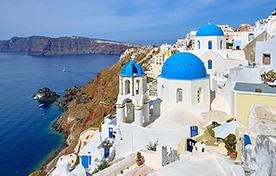 Le Pirée (Athènes) - Syros - Mykonos - Naxos - Cyclades Fast Ferries
