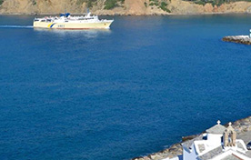 Volos - Skiathos - Skopelos - Alonissos - Mantoudi - Anes Ferries
