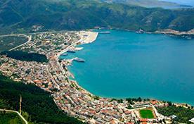 Brindisi - Corfu - Igoumenitsa - Grimaldi Lines