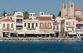 Pireo - Egina - Poros - Hydra - Spetses - Hellenic Seaways