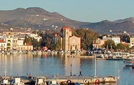 Piraeus - Aegina - Anes Ferries