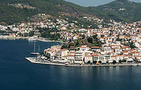 Pireo - Poros - Hydra - Hermioni - Spetses - Porto Heli - Hellenic Seaways