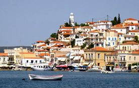 Piraeus - Poros - Hydra - Spetses - Alpha Lines
