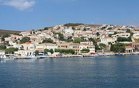 Pireo - Psara - Inousses - Chios - Lesbo - Hellenic Seaways