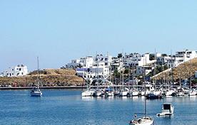Piraeus - Serifos - Sifnos - Milos - HSC Speedrunner III -Aegean Speed Lines