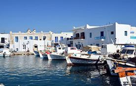 Rafina - Andros - Tinos - Mykonos - Paros - Naxos - Cyclades Fast Ferries