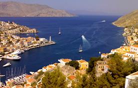 Rhodes - Panormitis - Symi - Tilos - Dodekanisos Seaways