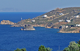 Самос - Агафониси - Арки - Патмос - Липси - Икария - Родос - Кастеллоризо - Dodekanisos Seaways
