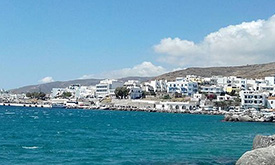 Syros - Tinos - Mykonos - Santorini - Golden Star Ferries