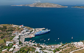 Skyros - Kymi - Alonissos - Skopelos - Skyros Shipping