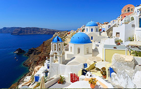 Le Pirée - Milos - Santorini - Anafi - Heraklion - Sitia - Kassos - Karpathos - Diafani - Halki - Rhodes - Aegeon Pelagos Sea Lines