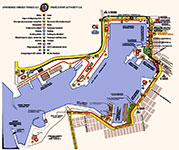 Piraeus port Gates info