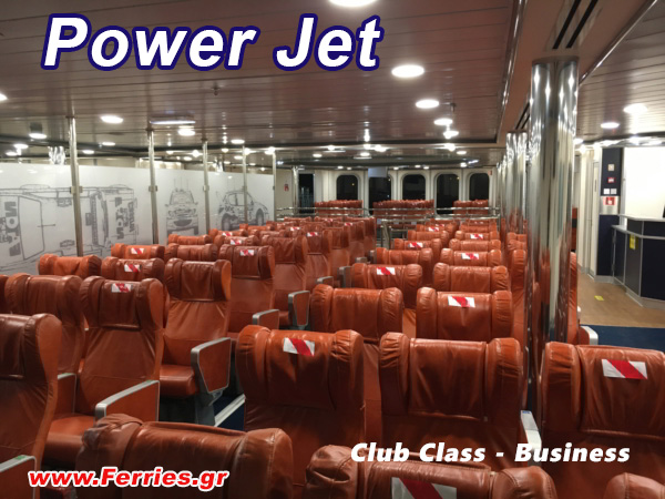 Power Jet - Club class