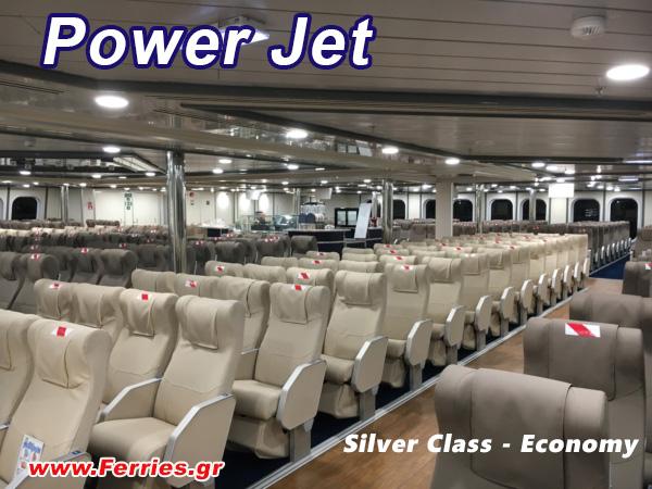 Power Jet - Silver Class